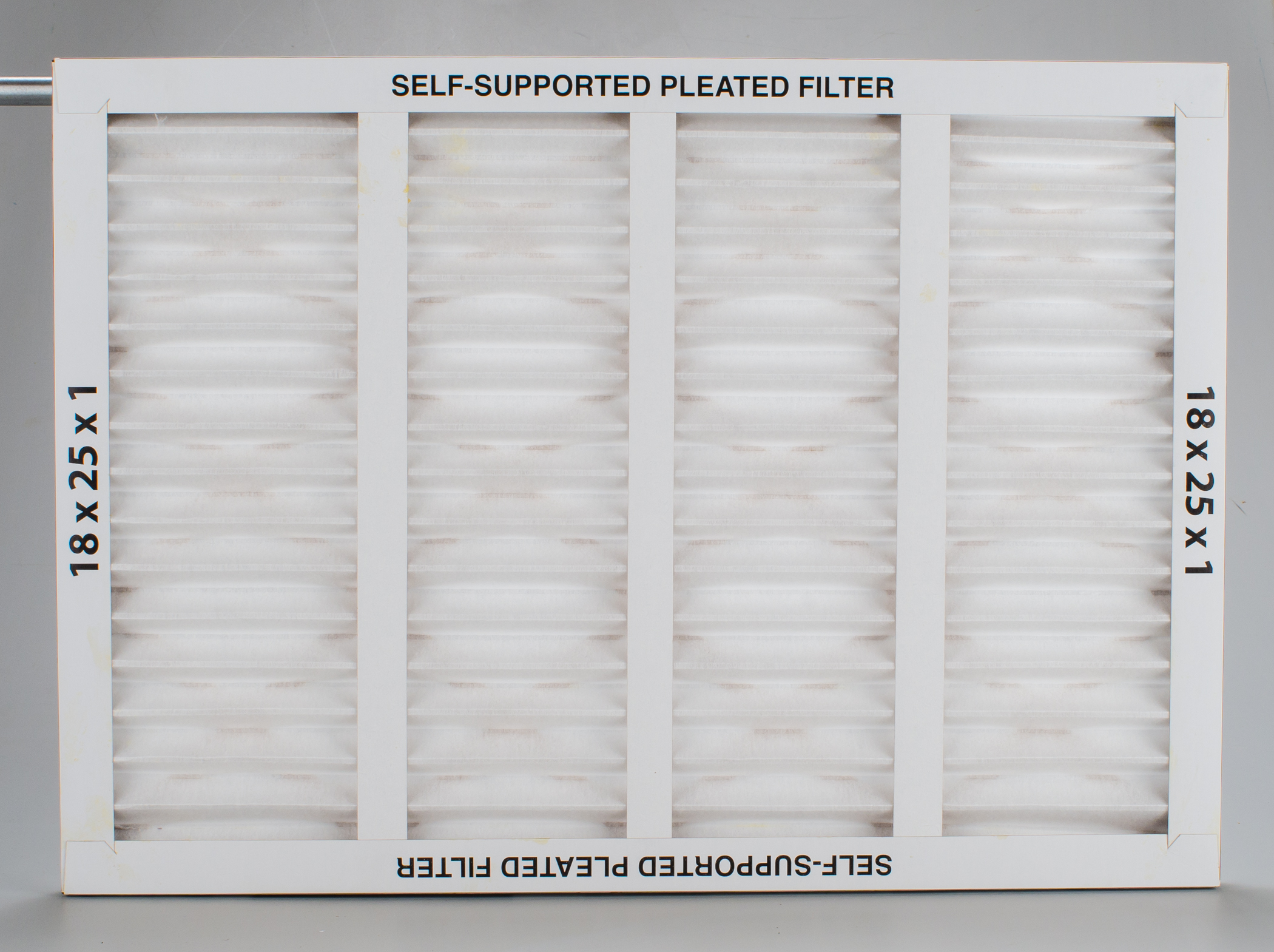 "Pleated Filter, 18"" x 25"" x 1"""