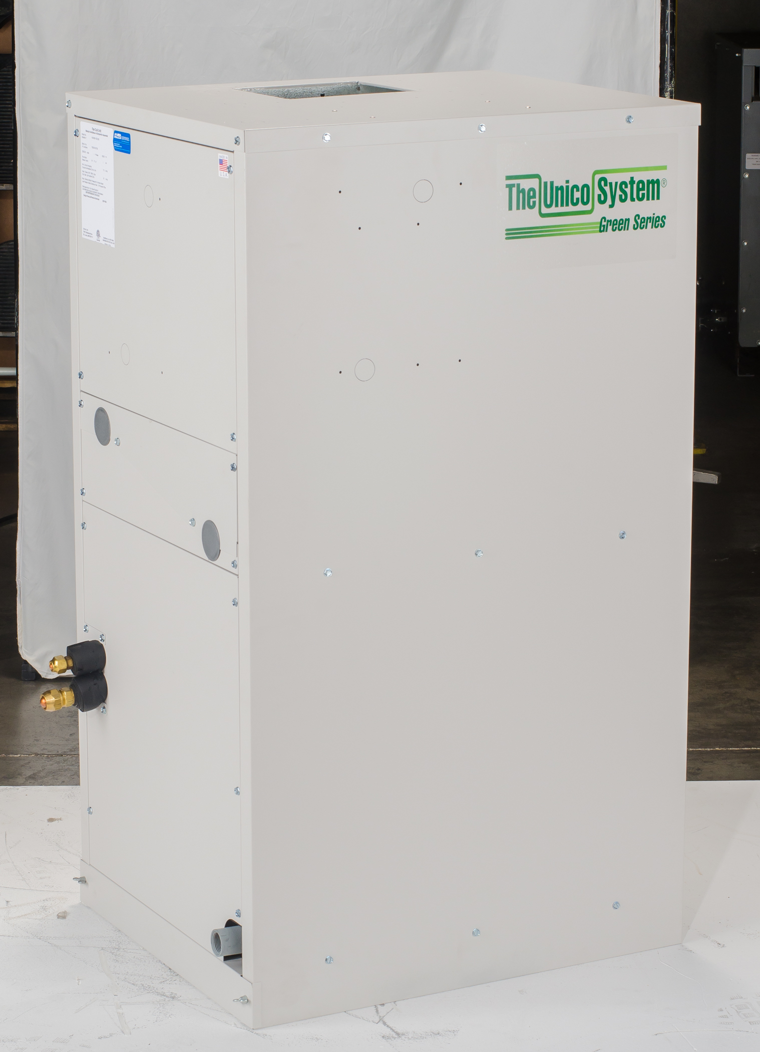 Vertical AHU, 2430, B Coil, 120V, E-Coated