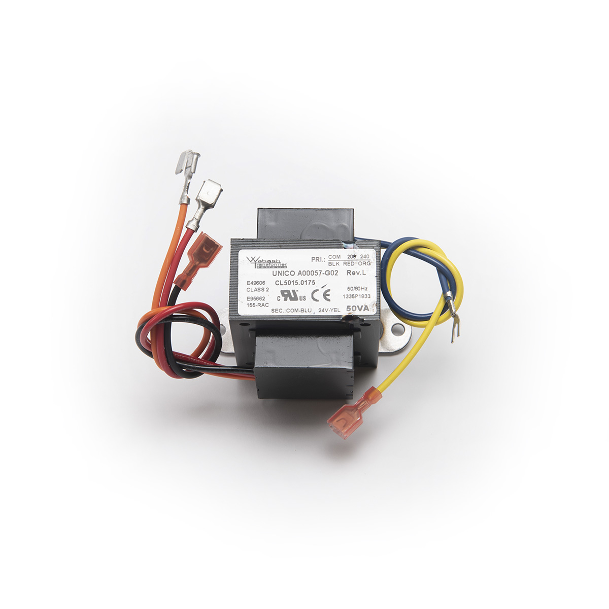 Transformer, 208-230/24V (for ST2 Models)
