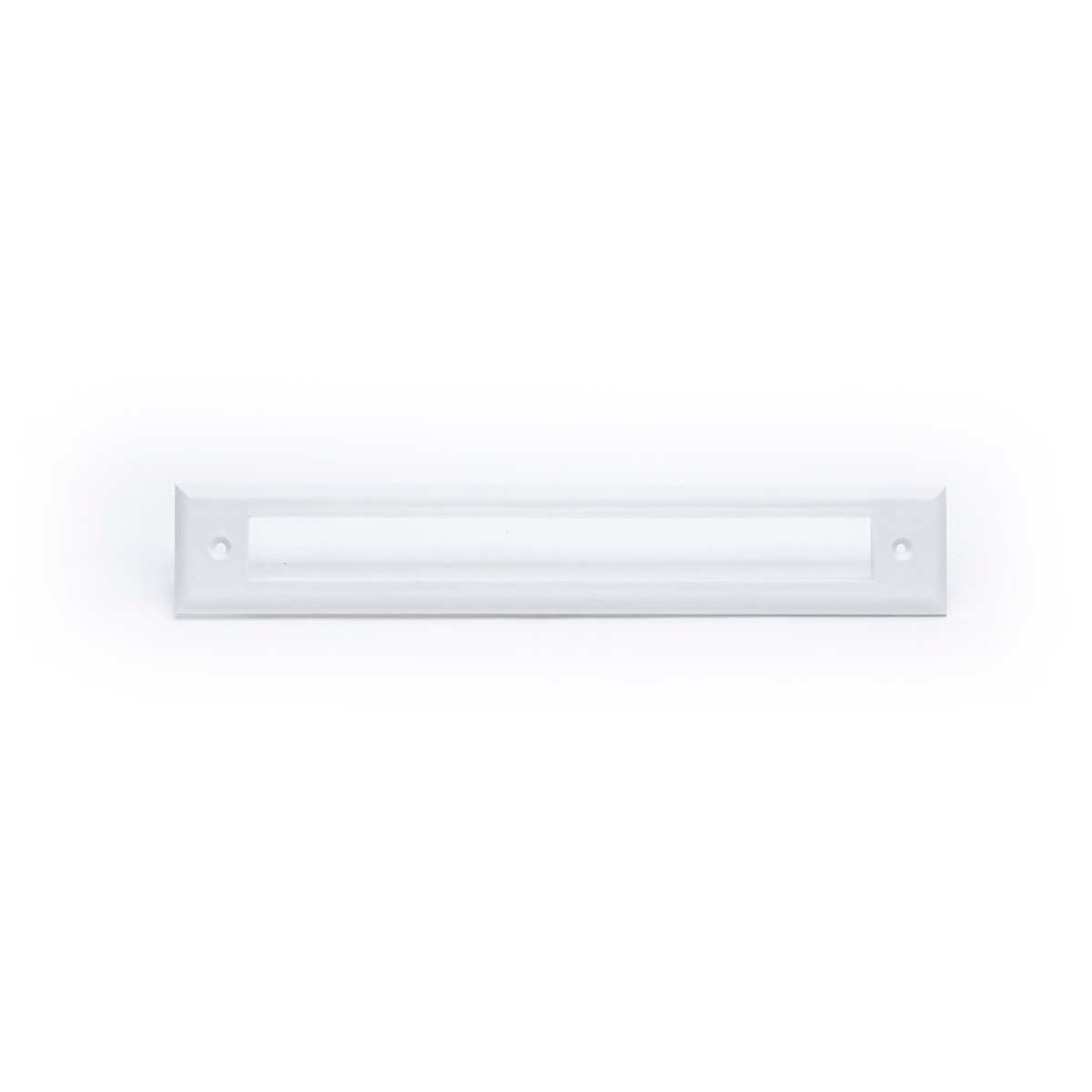 Slotted Outlet Face Plate, White, UPC-66