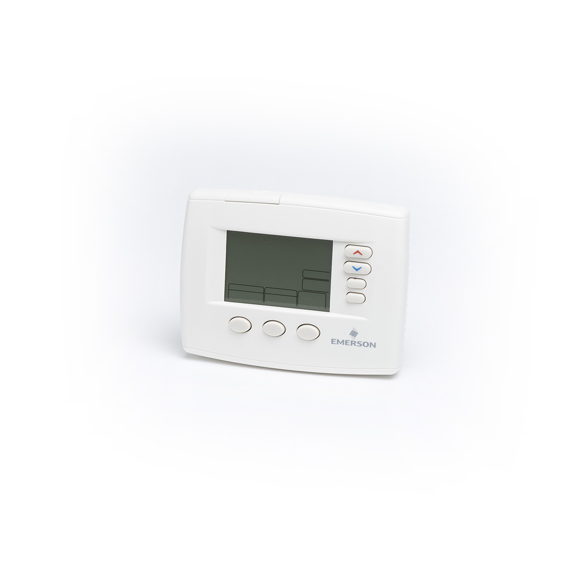 Thermostat, Universal, Multi-Stage 2-Heat/1-Cool, Programmable