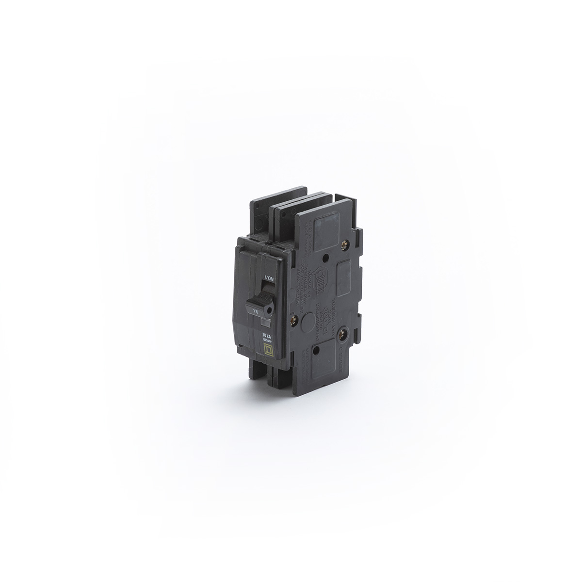 Circuit Breaker, 2 Pole, 15A