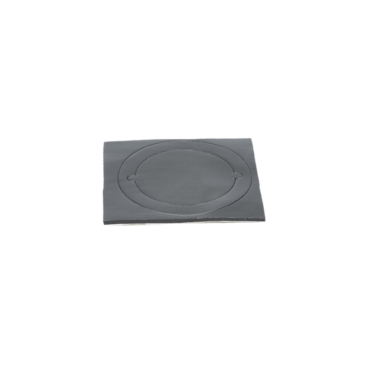 "Round Supply Outlet Gasket, 2.5"", 1pk"