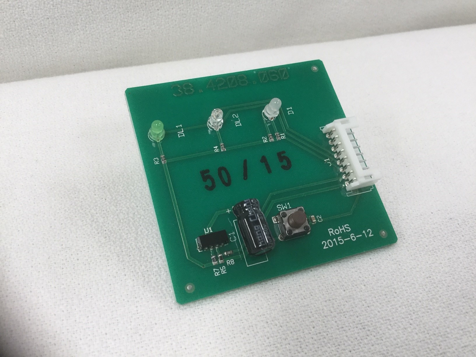 Circuit board, iSeries MMI