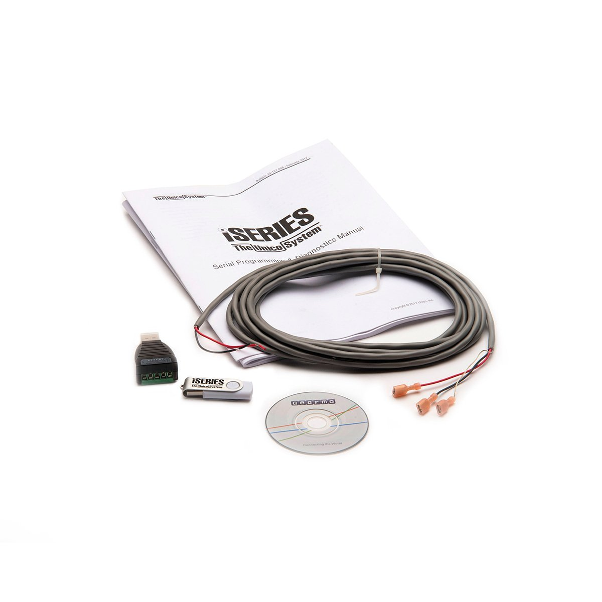 iSeries Serial Programming & Diagnostics Kit