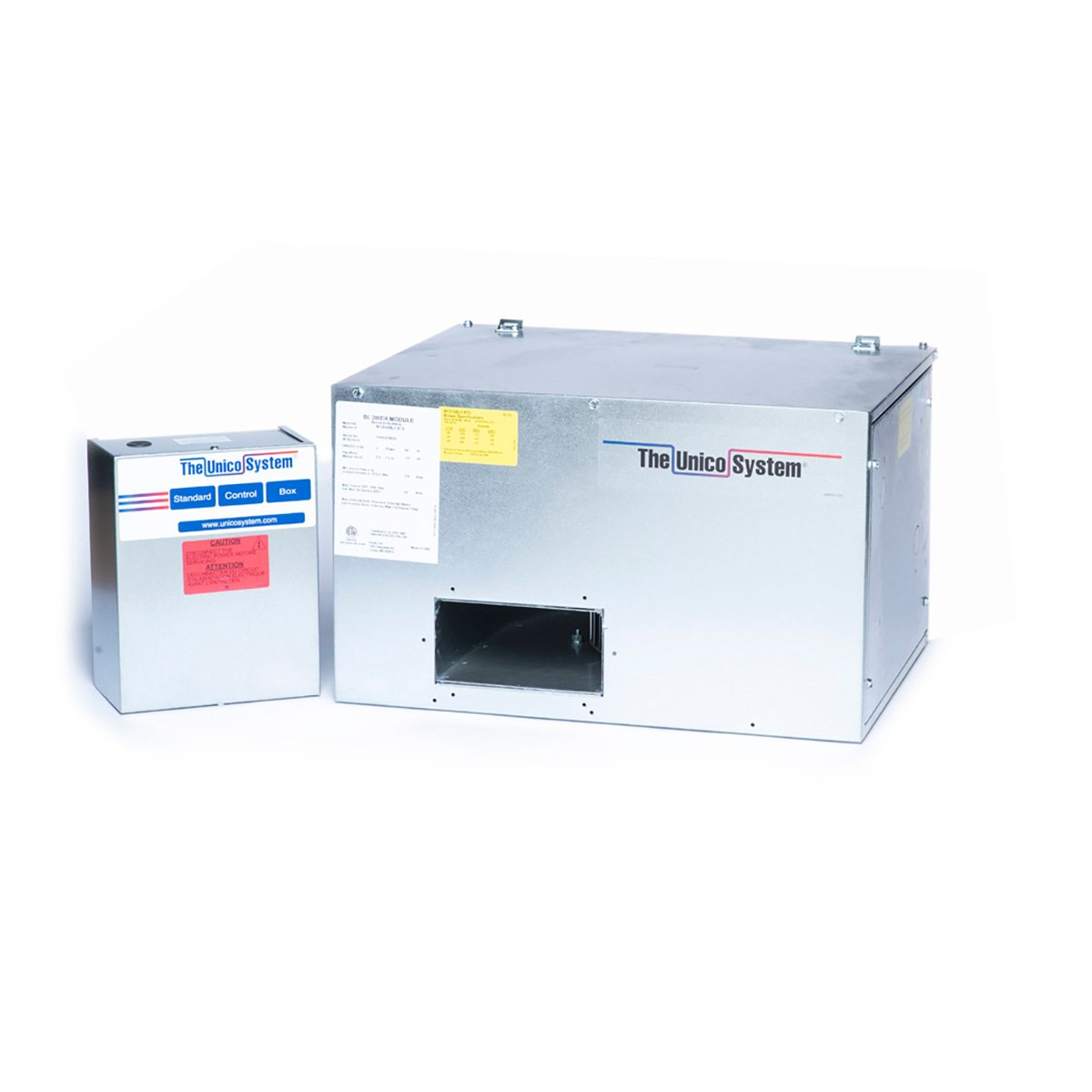 Air Handlers The Unico System