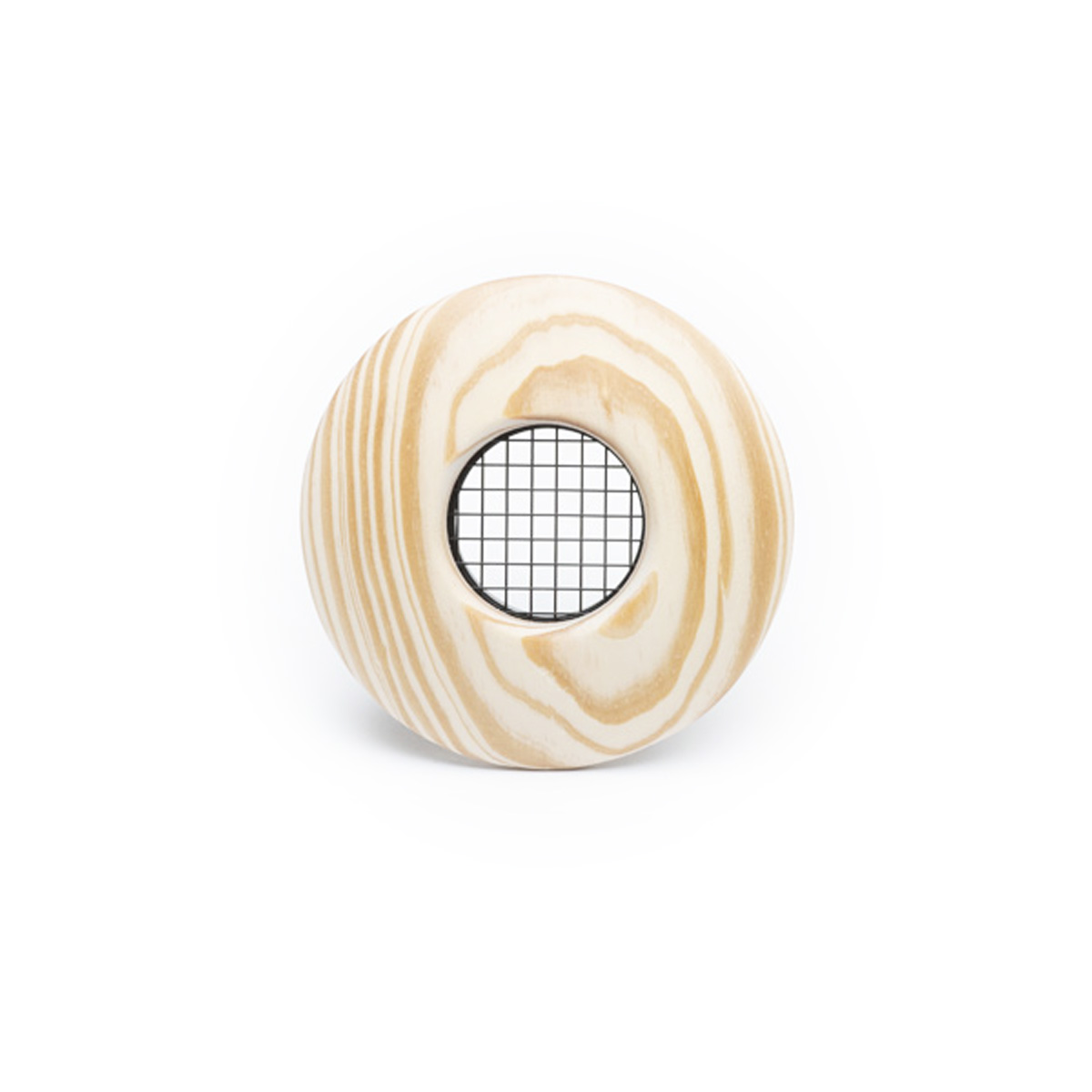 "Round Supply Outlet, 2"", Pine wood, TFS, 6/bx"
