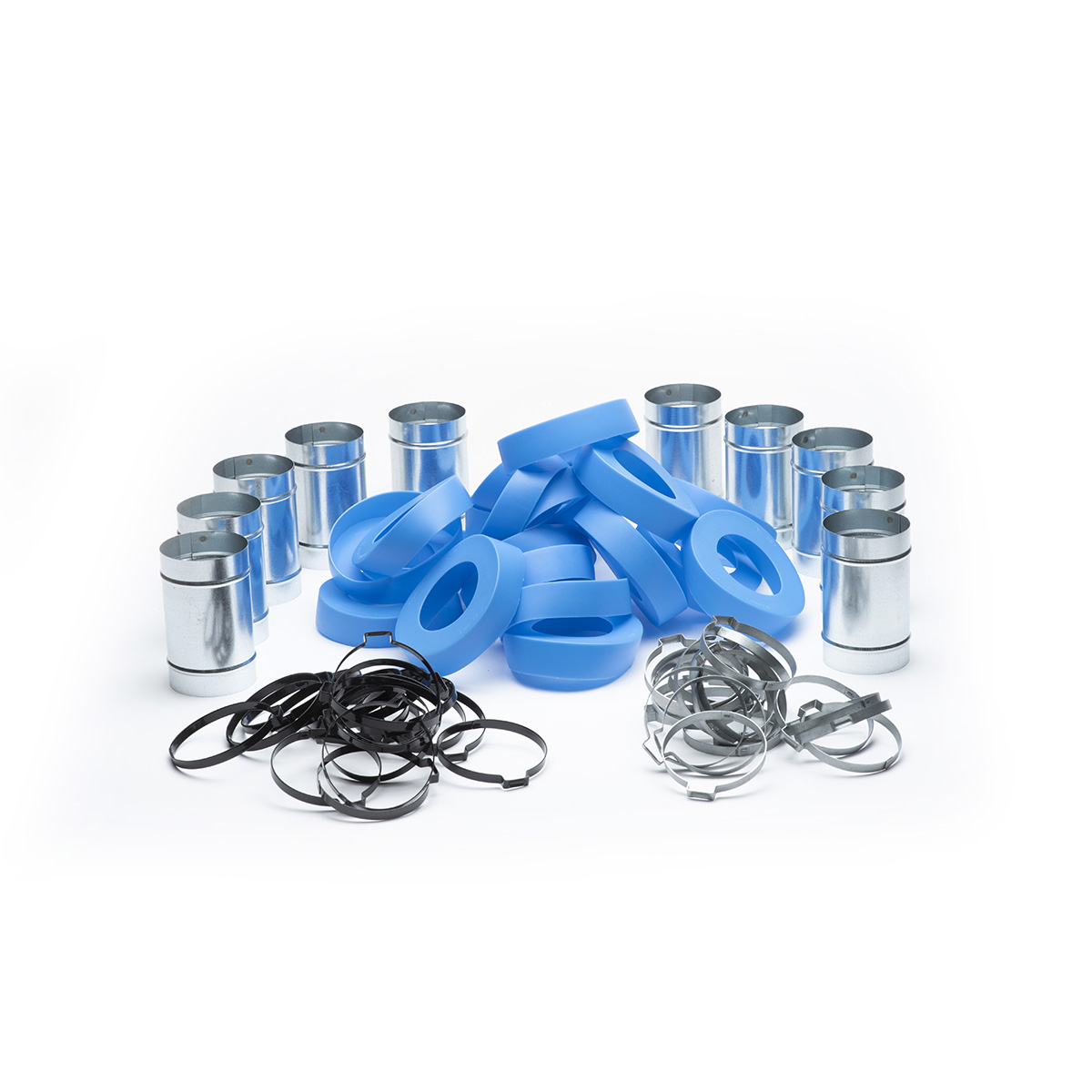 "Coupling Kit, 2.5"" Supply or SA Tubing, 10pk"