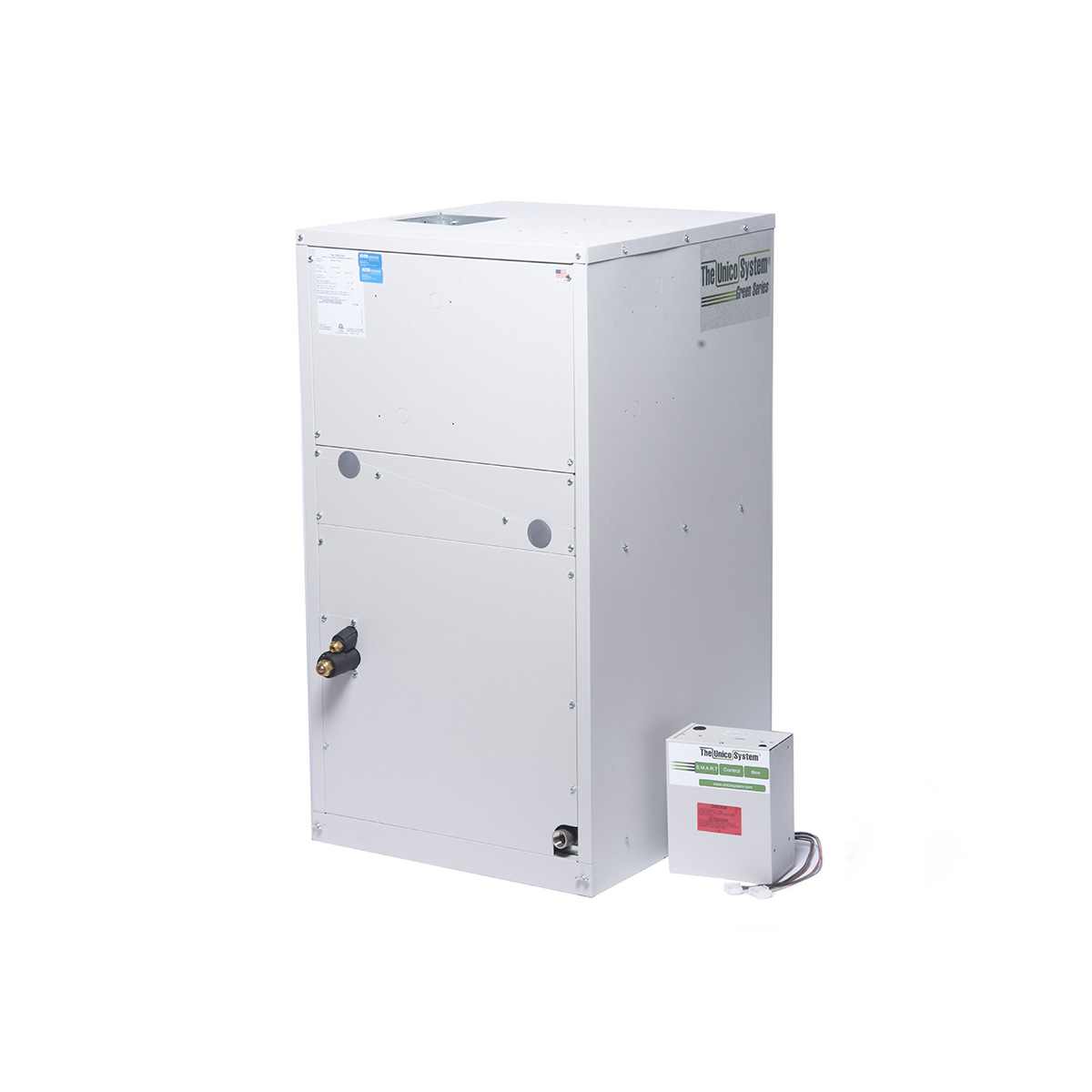 Vertical AHU, 3642, B Coil, 120V, E-Coated